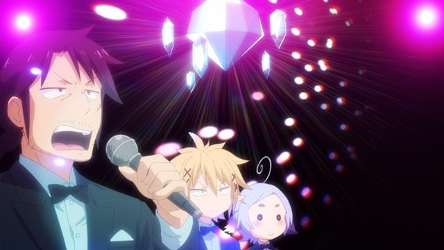 『異種族レビュアーズ』声優の間島淳司さん・小林裕介さん・富田美憂さんが歌う、OP&EDテーマの視聴動画を大公開!