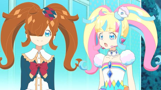 キラッとプリ☆チャン第92話大冒険!だいあの世界にキラにちは! だもん!