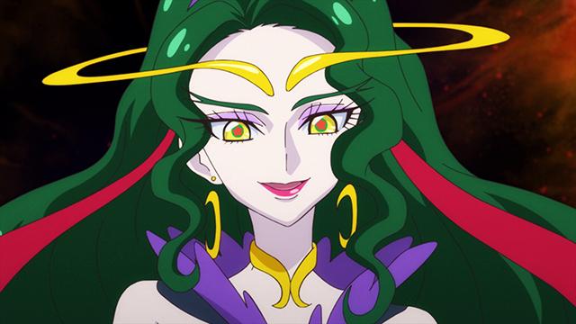 『スター☆トゥインクルプリキュア』第48話「想いを重ねて!闇を照らす希望の星☆」より先行カット到着! 消滅したはずのへびつかい座のプリンセスの声が響く-3