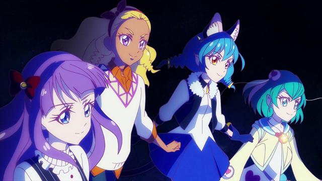 『スター☆トゥインクルプリキュア』第48話「想いを重ねて!闇を照らす希望の星☆」より先行カット到着! 消滅したはずのへびつかい座のプリンセスの声が響く-6