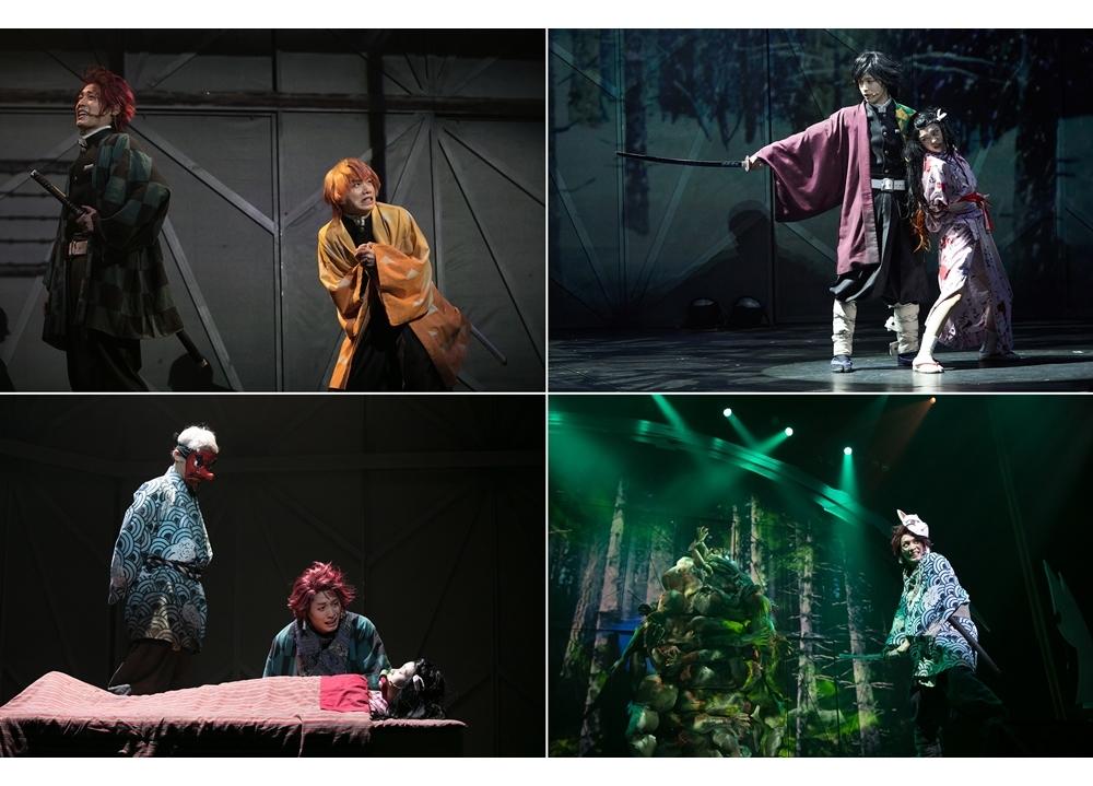 舞台「鬼滅の刃」キャストコメント&舞台写真を大公開