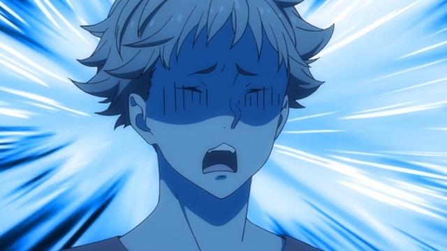 『推しが武道館いってくれたら死ぬ』第3話「わたしのこと好きですか?」の先行カット到着! えりぴよ以外に、初めて舞菜列に並ぶオタクが!?
