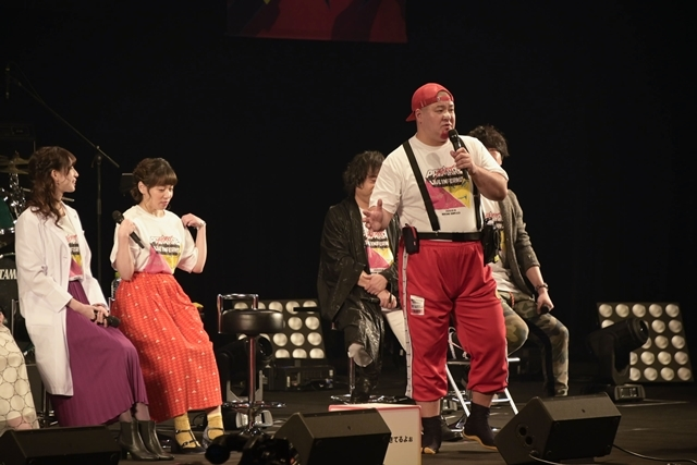 映画『プロメア』初の単独イベント「プロメア LIVE INFERNO」に4000人超のファンが大熱狂! 今石監督や声優の佐倉綾音さんらによるトークショーなどを実施-5