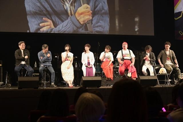 映画『プロメア』初の単独イベント「プロメア LIVE INFERNO」に4000人超のファンが大熱狂! 今石監督や声優の佐倉綾音さんらによるトークショーなどを実施-11