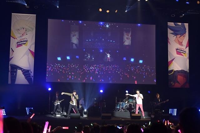 映画『プロメア』初の単独イベント「プロメア LIVE INFERNO」に4000人超のファンが大熱狂! 今石監督や声優の佐倉綾音さんらによるトークショーなどを実施-14