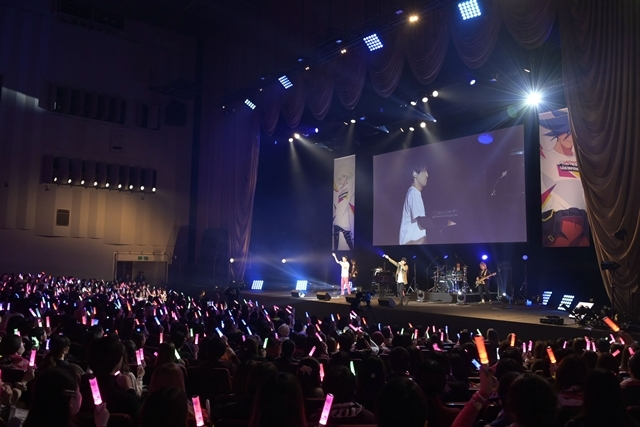 映画『プロメア』初の単独イベント「プロメア LIVE INFERNO」に4000人超のファンが大熱狂! 今石監督や声優の佐倉綾音さんらによるトークショーなどを実施-16