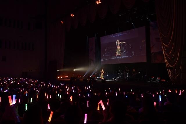 映画『プロメア』初の単独イベント「プロメア LIVE INFERNO」に4000人超のファンが大熱狂! 今石監督や声優の佐倉綾音さんらによるトークショーなどを実施-17