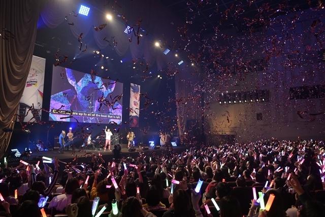映画『プロメア』初の単独イベント「プロメア LIVE INFERNO」に4000人超のファンが大熱狂! 今石監督や声優の佐倉綾音さんらによるトークショーなどを実施-22