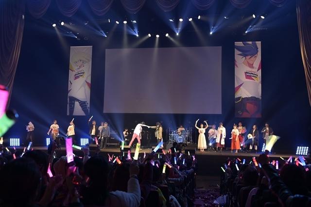 映画『プロメア』初の単独イベント「プロメア LIVE INFERNO」に4000人超のファンが大熱狂! 今石監督や声優の佐倉綾音さんらによるトークショーなどを実施-25