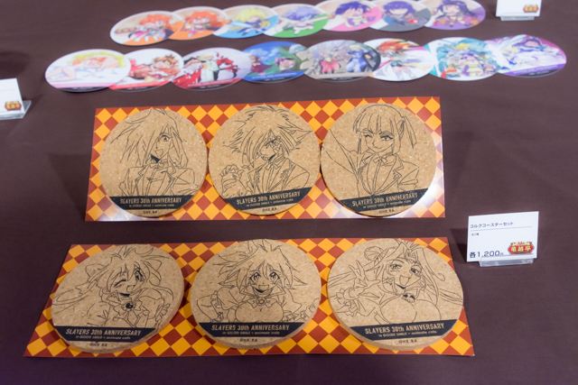 『スレイヤーズ』×アニメイトカフェのコラボ「かふぇ竜越亭」 レポート|リナたちのカフェ店員姿を見ながら、再現料理に舌鼓を打とう!