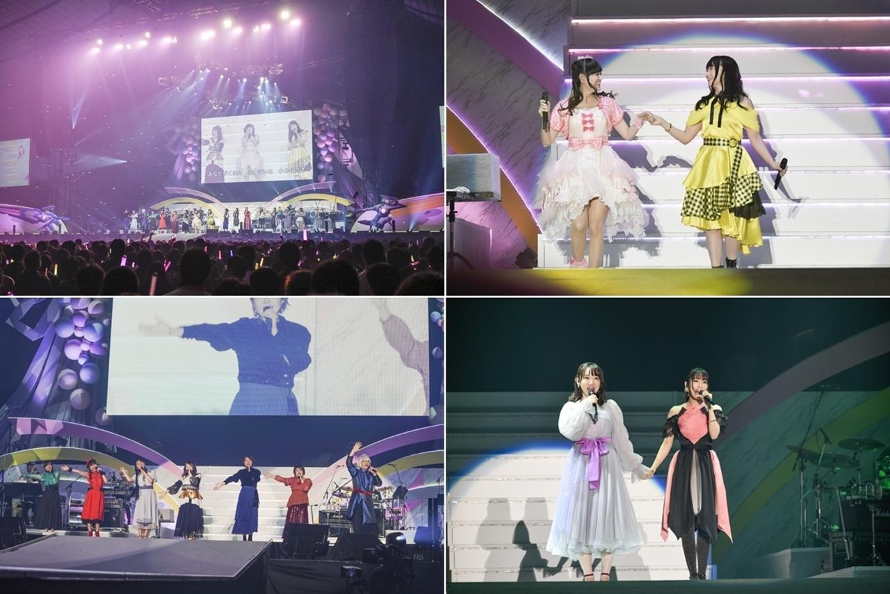 『魔法少女リリカルなのは』新プロジェクト発表!15周年記念イベント公式レポート到着
