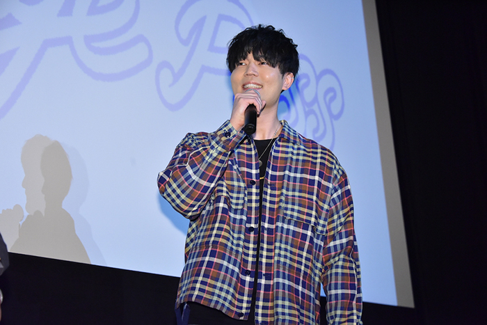 井上和彦さん、駒田航さんがARPメンバーの破天荒さを暴露!? TVアニメ『ARP Backstage Pass』先行上映会レポート-7
