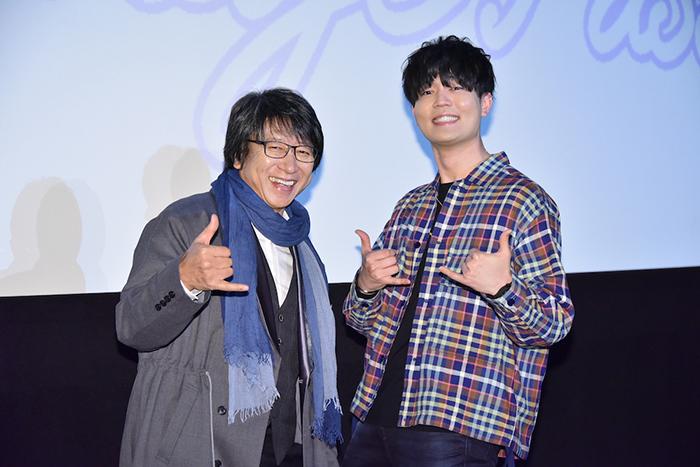 井上和彦さん、駒田航さんがARPメンバーの破天荒さを暴露!? TVアニメ『ARP Backstage Pass』先行上映会レポート-9