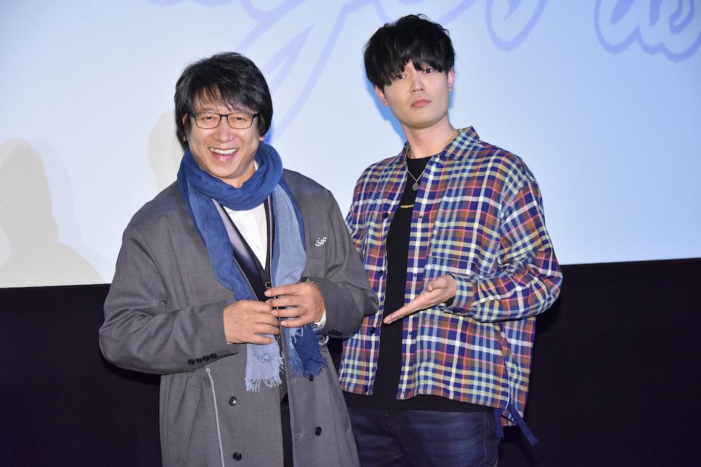 井上和彦さん、駒田航さんがARPメンバーの破天荒さを暴露!? TVアニメ『ARP Backstage Pass』先行上映会レポート