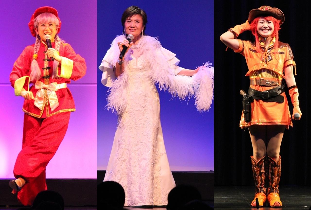『サクラ大戦』ダンディ商会正月公演「初夢の男たち」開催!