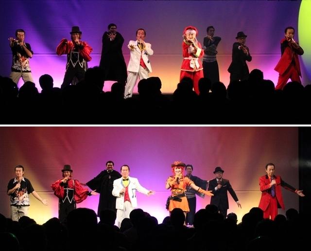 『サクラ大戦』ダンディ商会正月公演「初夢の男たち」開催! 広井王子さんが見せる「夢のつづき」がここにある!