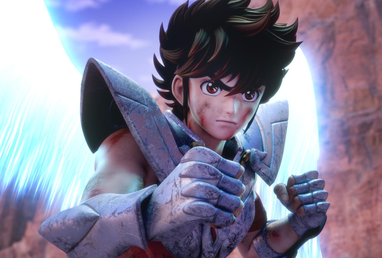 『聖闘士星矢 Knights of the Zodiac』パート2PV公開