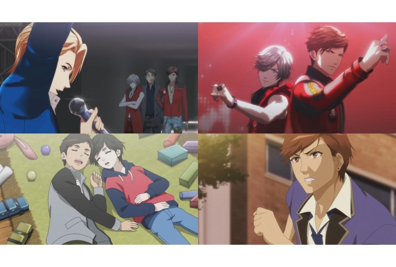 冬アニメ『ARP』第3話場面カット&あらすじ到着