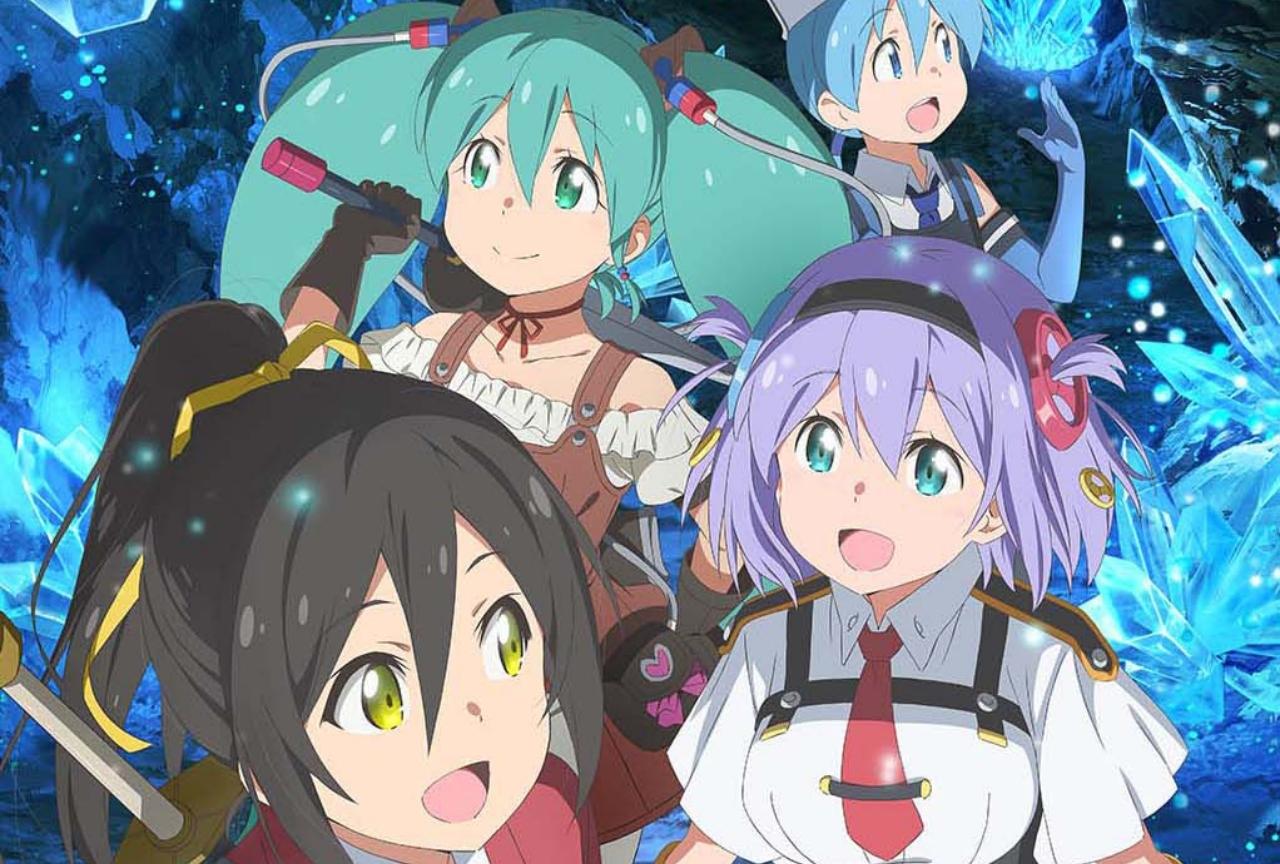 TVアニメ『シャチバト!』放送日&ティザーPV&声優情報などが解禁