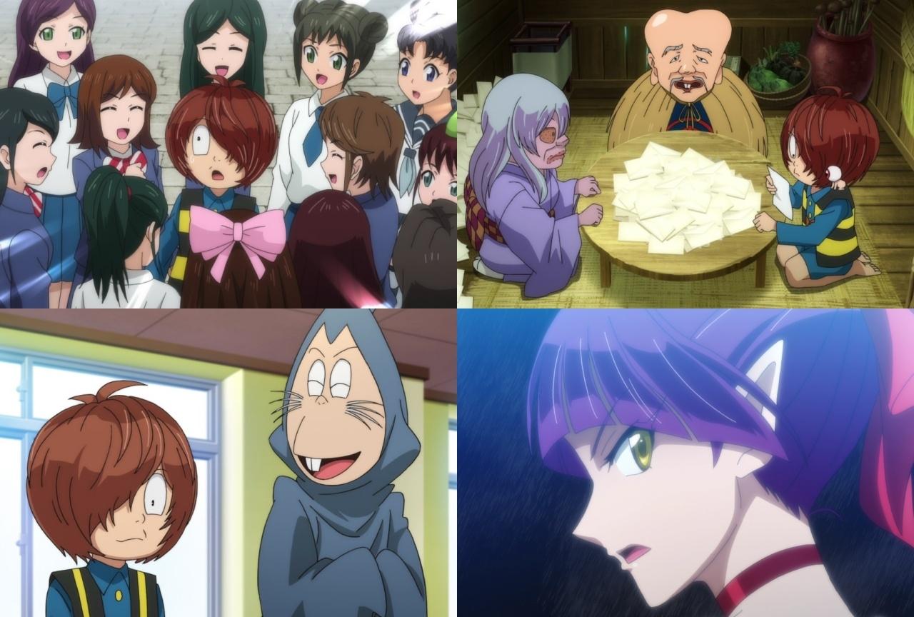 『ゲゲゲの鬼太郎』第90話「アイドル伝説さざえ鬼」より先行カット到着!
