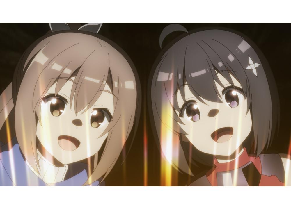 『防振り』第4話「防御特化と第二回イベント。」の先行カット到着!