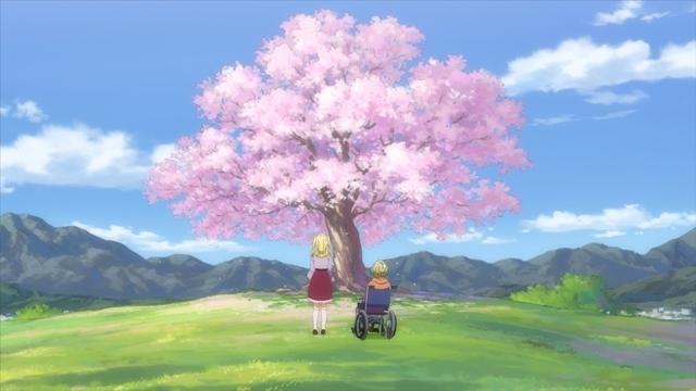 冬アニメ『22/7』第4話「約束に咲く花」より、あらすじ&先行場面カット到着! 『一目千本桜でグラビア撮影を成功させよ』という新たな指令を受けて……-5