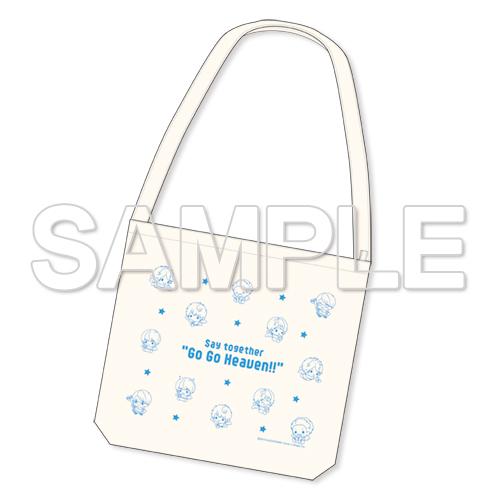 ▲天使ショルダートートバッグ/イベント販売価格:2,200円