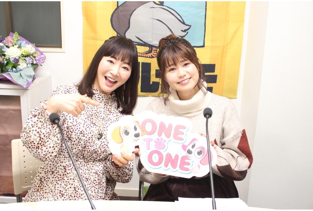 ラジオ「ONE TO ONE」スタート直前ニコ生公式レポ&インタビュー到着