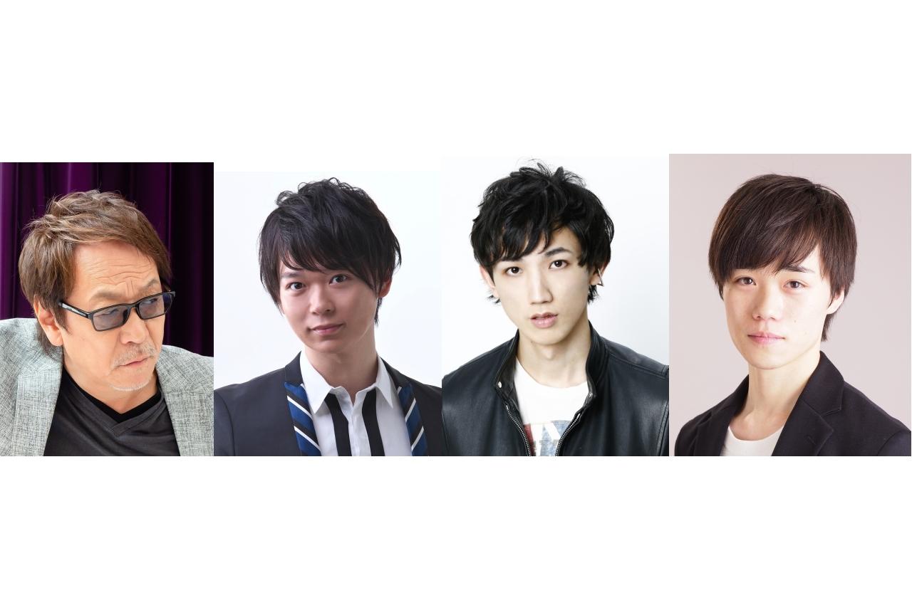 イベント「生きす魂7」出演・堀内賢雄さんインタビュー