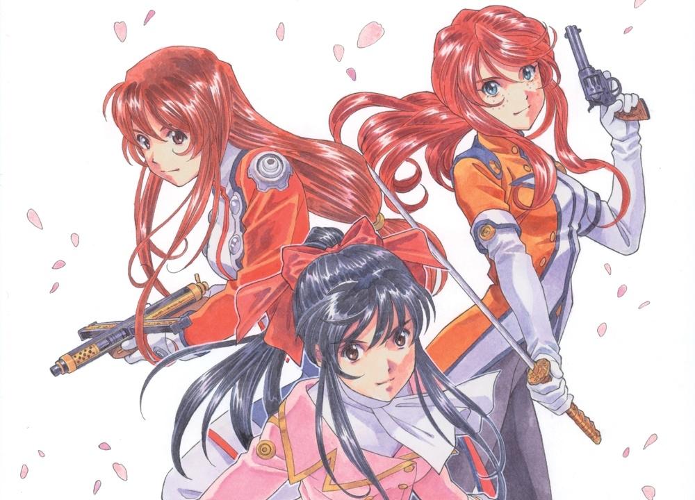 『サクラ大戦』OVAシリーズ BD BOX期間限定販売