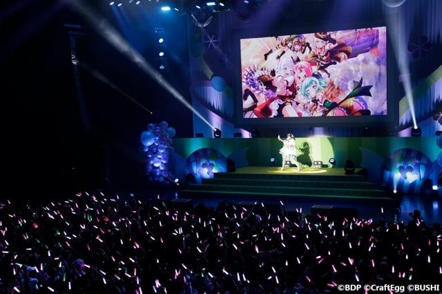 『BanG Dream!(バンドリ!)』パスパレ初のライブイベント「Pastel*Palettes 特別公演 〜まんまるお山に彩りスペシャル☆〜」公式レポートが到着!前島亜美さんやSPゲストの中上育実さん&秦佐和子さんが出演-2