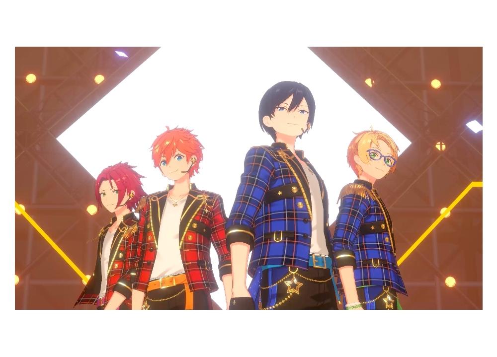 『あんスタ!!Music』Trickstarの「Rebellion Star」を公開!