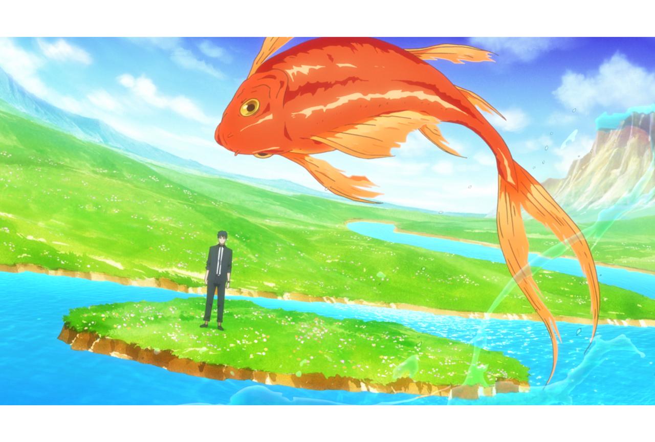 冬アニメ『pet』第6話あらすじ・場面カット到着
