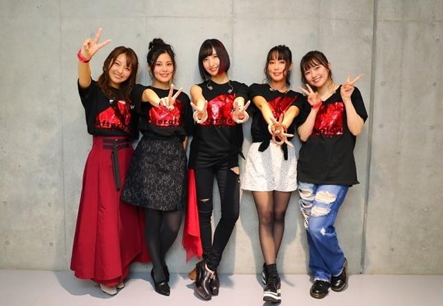 佐倉綾音さん、三澤紗千香さんら声優陣が集結!『BanG Dream!』「Afterglowスペシャルイベント いつも通りの放課後デイズ」が2月2日に開催!-8