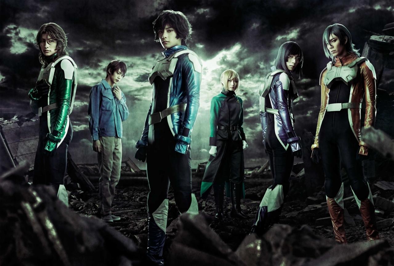 舞台『機動戦士ガンダム00』続編が2020年7月に上演決定!