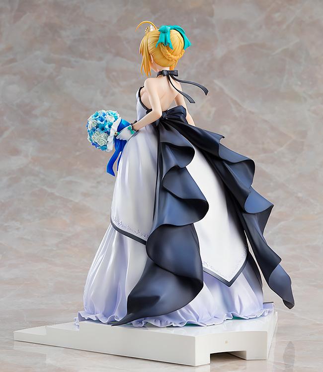 祝15周年!「Fate/stay night」 ~15th Celebration Project~より、ドレス姿のセイバー、遠坂凛、間桐桜がフィギュア化! セクシーでいて気品溢れる姿を刮目せよ!【今なら19%〜20%OFF】-5