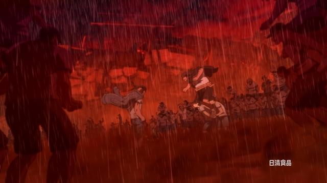 ワンピース×カップヌードルのコラボCM最終回! 『HUNGRY DAYS ワンピース頂上騎馬戦篇』2月7日より全国でオンエア-15
