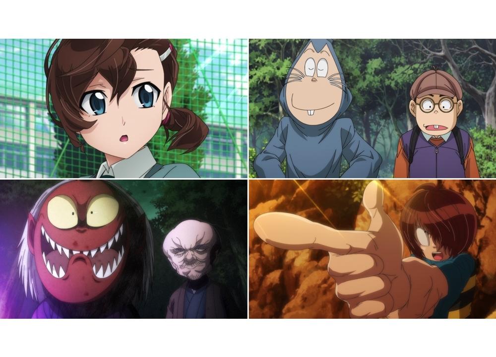 『ゲゲゲの鬼太郎』第92話「構成作家は天邪鬼」より先行カット到着!