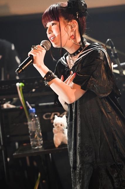 人気シンガー・春奈るなさん、真冬のプレミアムライブ&FCイベント開催! 3/18発売の新曲「PEACE!!!」を披露-10