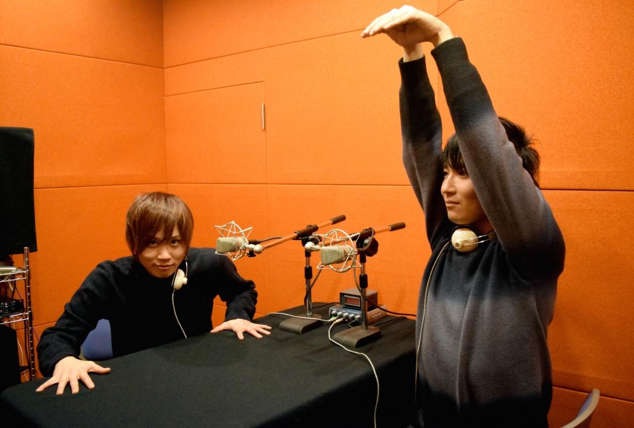 「星鳴エコーズ RADIO 2nd SEASON」第6回収録レポート