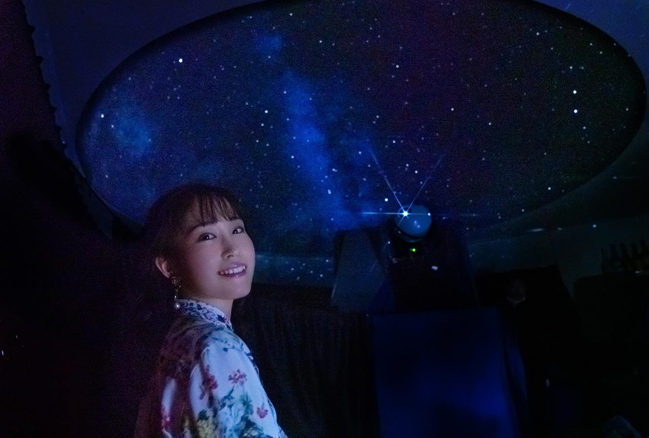 鈴木みのり4thシングル『夜空』発売記念「妄想星空デート」インタビュー後編