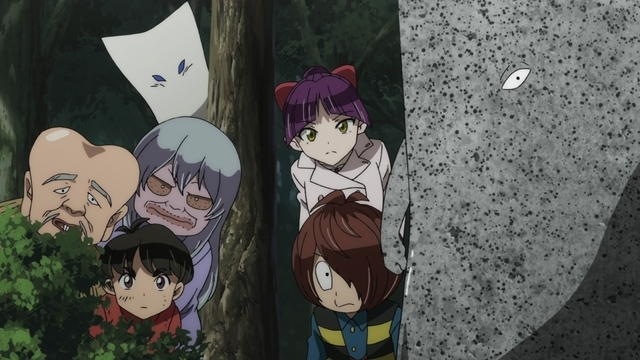 『ゲゲゲの鬼太郎』第93話「まぼろしの汽車」の先行カット到着! 第3期で天童ユメコを演じた、色川京子さんがゲスト出演-6