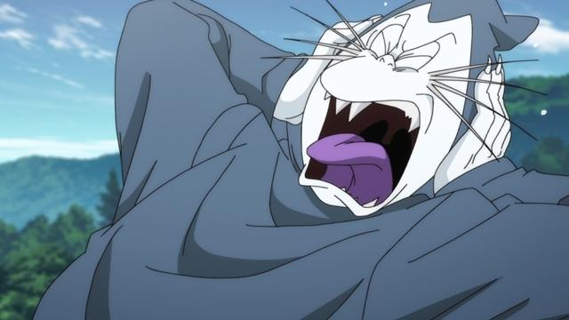 『ゲゲゲの鬼太郎』第93話「まぼろしの汽車」の先行カット到着! 第3期で天童ユメコを演じた、色川京子さんがゲスト出演-7