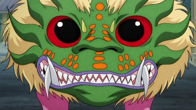 『ゲゲゲの鬼太郎』第93話「まぼろしの汽車」の先行カット到着! 第3期で天童ユメコを演じた、色川京子さんがゲスト出演-8