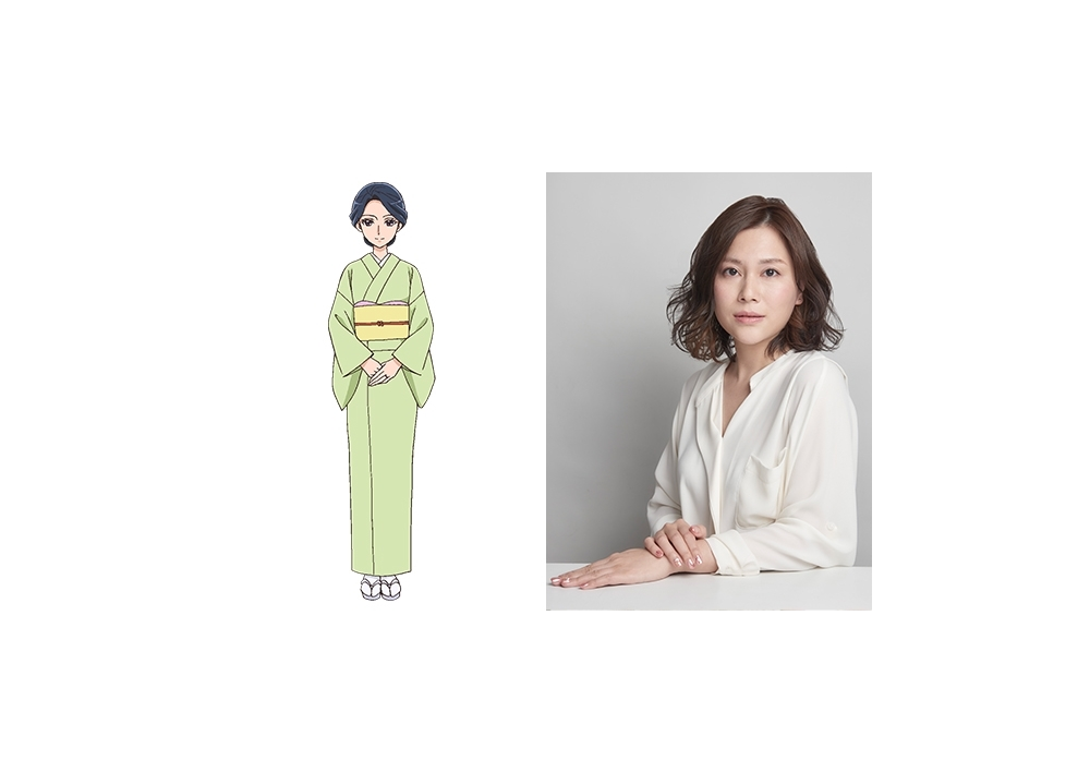 『ヒープリ』追加声優・佐古真弓さん発表!コメントも到着