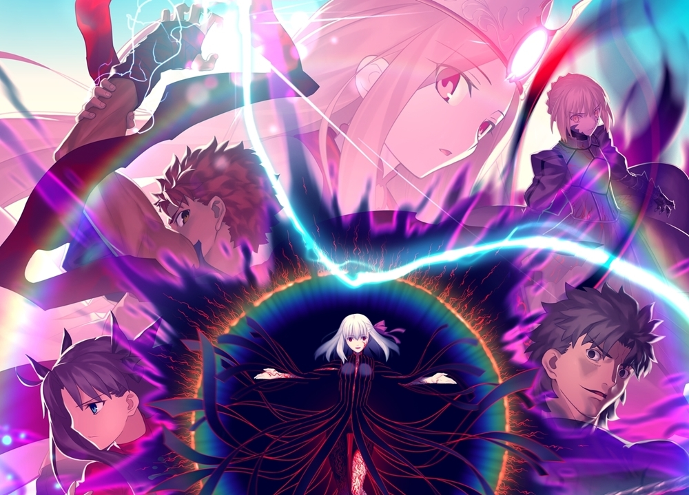 劇場版「Fate/stay night [HF]」第三章の第3弾キービジュアル解禁!