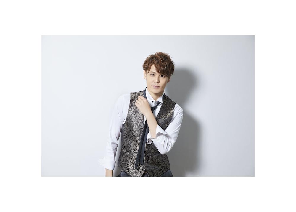 宮野真守がニューシングルとLIVE BD&DVDを同時リリース