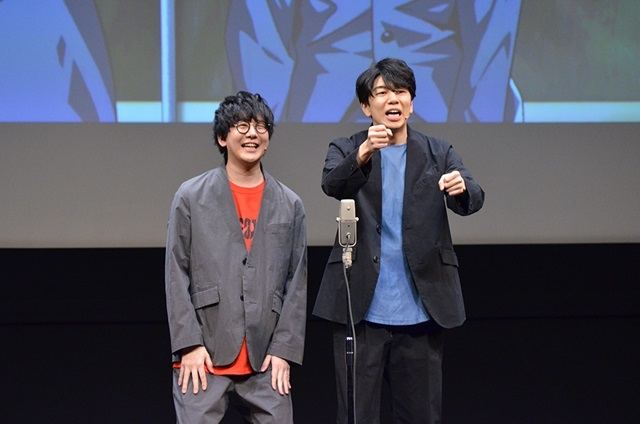 声優×二次元芸人プロジェクト『GETUP! GETLIVE!(ゲラゲラ)』2ndLIVEの公式レポートが到着!3組のお笑いコンビに加え、小西克幸さん演じる劇作家・唐木田も登場し、東京&大阪を笑いの渦で包み込む!-18