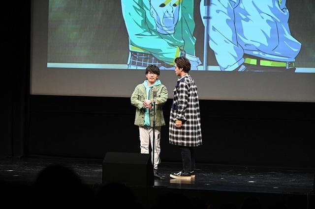 声優×二次元芸人プロジェクト『GETUP! GETLIVE!(ゲラゲラ)』2ndLIVEの公式レポートが到着!3組のお笑いコンビに加え、小西克幸さん演じる劇作家・唐木田も登場し、東京&大阪を笑いの渦で包み込む!-19