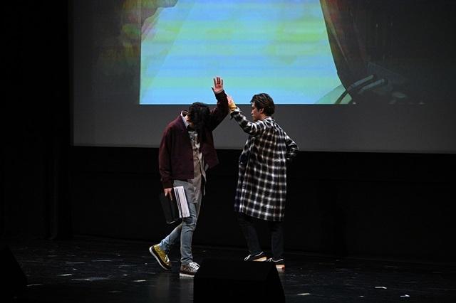 声優×二次元芸人プロジェクト『GETUP! GETLIVE!(ゲラゲラ)』2ndLIVEの公式レポートが到着!3組のお笑いコンビに加え、小西克幸さん演じる劇作家・唐木田も登場し、東京&大阪を笑いの渦で包み込む!-21